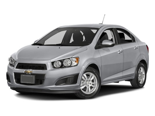 2016 Chevrolet Sonic Lt In Slidell La Supreme Auto Group
