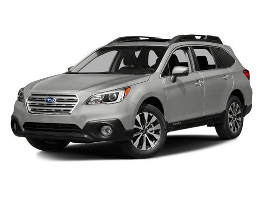 2016 Subaru Outback 2 5i Limited