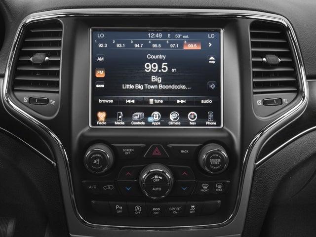 2017 Jeep Grand Cherokee Limited 2wd Slidell La Plaquemine