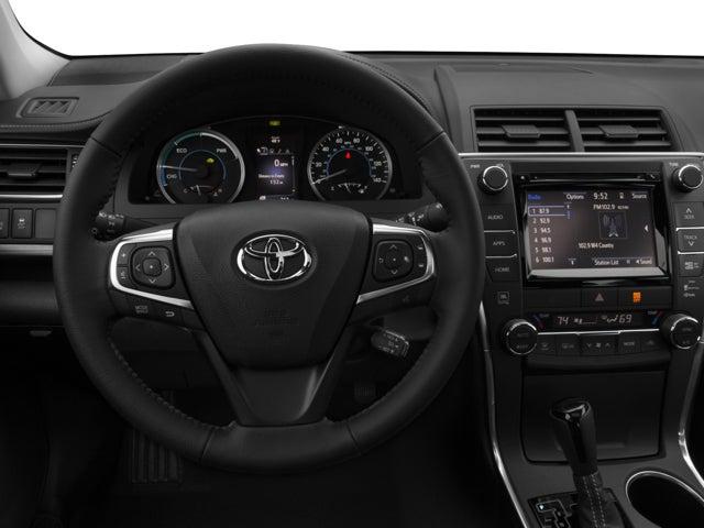 2017 Toyota Camry Hybrid Xle In Slidell La Supreme Auto Group