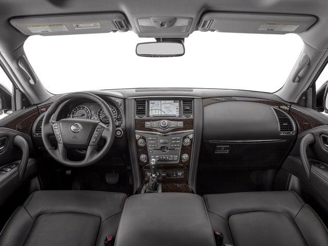 2018 Nissan Armada Platinum In Slidell La Supreme Auto Group
