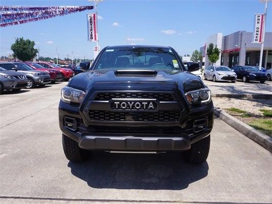 2019 Toyota Tacoma TRD Pro V6
